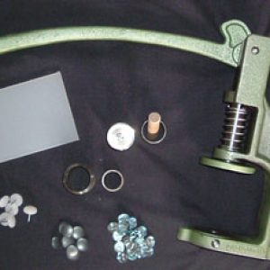 Button Moulds & Accessories