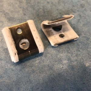 spring clips nail